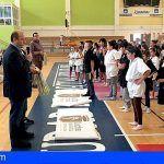 """""""Lucha Canaria entra en la Escuela"""" acerca la lucha a más de 612 escolares de Lanzarote"""