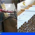 Una fábrica ilegal de tabaco en Granada producía más de 2 millones de cigarrillos al día