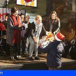 Una feria solidaria en San Isidro 'Con Sabor a Navidad'