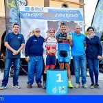 Herrera e Insausti brillan en la Tenerife Bike Experience que culminó en Adeje