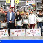 Entregados los premios de la Ruta de la Tapa Adeje 2017