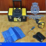 Detienen a un hombre por 23 hechos delictivos en el barrio de La Gallega