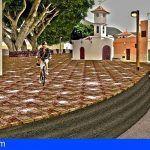 Sale a licitación la ejecución de las obras de la plaza de Tamaimo y calles aledañas