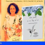 Isabel Domínguez Sánchez presenta su libro «Una grulla en mi taza de té» en Santa Cruz