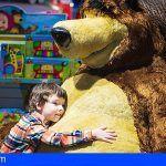 La Guardia Civil realiza una campaña solidaria para la recogida de juguetes en Santa Cruz