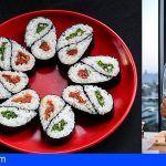 Curso de cocina Japonesa en el Hotel Escuela Santa Cruz