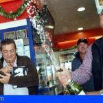 Granadilla, por quinto año tocada por la fortuna de la lotería