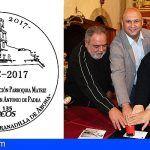 La iglesia de San Antonio en Granadilla viajará por todo el mundo en un sello de Correos