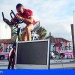 El spinner arafero Miguel Angel Castro busca un nuevo Récord Mundial Guinness