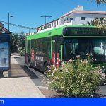 Mejorarán el transporte público en Parque La Reina, Guaza, Palm-Mar, Las Rosas y Guargacho