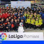 Arona recibe a los equipos del XXII Torneo Internacional LaLiga Promises