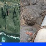 El Cabildo grancanario licita la sustitución de la conducción de agua del Puente de Silva
