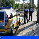 La Policía Local de Arona detecta a vehículos que doblan la velocidad gracias al radar