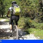 El Cabildo de La Gomera avanza en la creación de rutas para bicicletas en la red de senderos