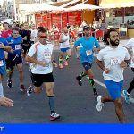 Deportes de Granadilla despide el año con la San Silvestre Medanera