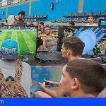 Desplegará una zona de juegos de eSport en Arona durante el XXII Torneo LaLiga Promises