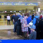Enormes deficiencias y saturación de la terminal del aeropuerto Reina Sofía