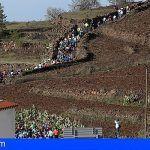 El Trail Fuentealta Vilaflor alcanza la mitad de su cupo de inscritos