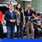 Santa Cruz cuenta con la primera unidad de drones de Protección Civil en Canarias