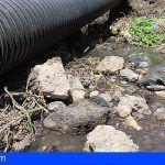 El Cabildo de Tenerife solicita al Estado y a Canarias que actúe ante la contaminación costera