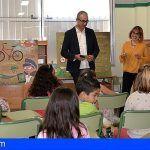 Los escolares de La Gomera se forman en seguridad vial