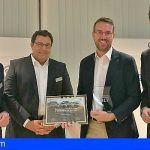 """Volkswagen Comerciales en Canarias nombrada """"Importador del Año 2017"""""""