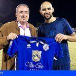 Yassine Kharbouch, nuevo jugador del CD Marino