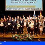 86 premios Agrocanarias para los mejores vinos, quesos, gofios y aceites de las Islas