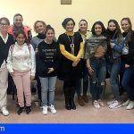 10 alumnas del IES El Médano realiza sus prácticas en los recursos municipales