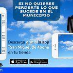 Más de 1000 personas utilizan la aplicación móvil municipal de San Miguel