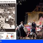 El XI Festival Verodal fusionará en Arona el folclore canario con las tradiciones palentinas