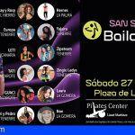 San Sebastián de La Gomera acoge este sábado una gran Máster Class de Zumba