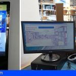 Arona invierte 35.000 euros para modernizar y digitalizar las bibliotecas, salas de lectura e instalaciones culturales
