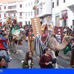 Granadilla de Abona prepara la Gran Cabalgata de Reyes