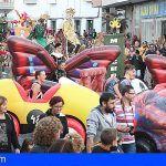 Los Reyes Magos inundan Granadilla de Abona de magia e ilusión