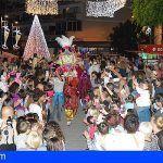 Los Reyes Magos de Oriente se encuentran a punto de llegar a Santiago del Teide