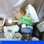 Nueva campaña en Tenerife de retirada  de productos fitosanitarios utilizados en la agricultura