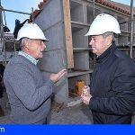 Rehabilitación de los cementerios de Fasnia y Vilaflor de Chasna