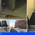 Suciedad y basura invade el Centro de Salud de San Isidro