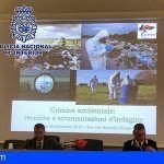 Inspector de Policía Nacional de Santa Cruz participa en un curso internacional de delincuencia medioambiental