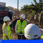 El Cabildo trabaja para abastecer de agua desalada en Santiago del Teide y Guía de Isora