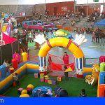 Diverludo en San Miguel se despide con un alto índice de participación