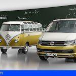 Volkswagen Comerciales, la marca que más creció en Canarias en 2017