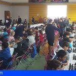 La Escuela Municipal de Ajedrez de San Miguel participa en los Juegos Escolares Cabildo