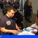 La Gomera muestra su oferta turística a más de 200.000 personas en Finlandia y Alemania