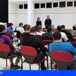 50 Granadilleros participan en las pruebas para la obtención del permiso de conducir autotaxis