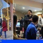 MiradasDoc recibe la visita del Gobierno de Canarias