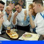 Los quesos y el langostino real la mejor carta de presentación de Gran Canaria en Madrid Fusión