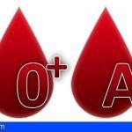 El ICHH solicita la colaboración de los ciudadanos de grupo sanguíneo 0+ y A+
