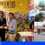 El hotel La Casona del Patio de Santiago del Teide recibe el sello de calidad Bikefriendly en Fitur
